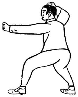 """""""岳 氏 八 翻手"""" 王 新 午 (1930) - disegno 12"""