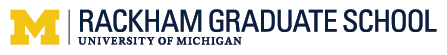 Rackham Graduate School, University of Michigan