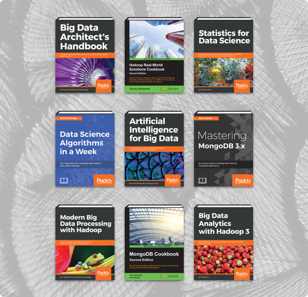 Humble Book Bundle: Big Data by Packt