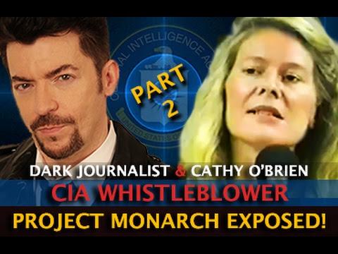 CIA SEX SLAVE WHISTLEBLOWER - PROJECT MONARCH EXPOSED! DARK JOURNALIST & CATHY O'BRIEN  Hqdefault
