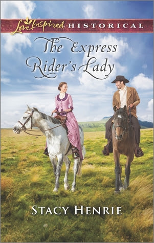 The Express Rider's Lady