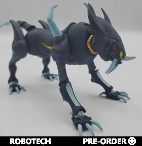 Robotech Sentinels Invid Hellcat Figure