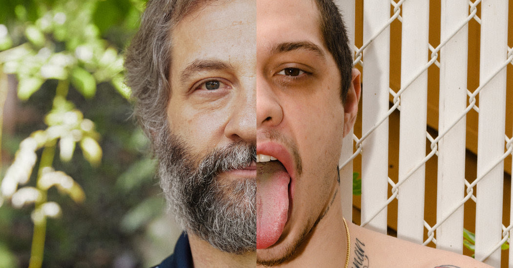 Pete Davidson Comes Out of His Basement With Judd Apatow's Help