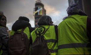 La revuelta feminista del 8M vuelve con fuerza a Madrid