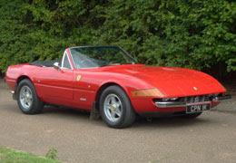 1973 Ferrari Daytona Spyder Evocation