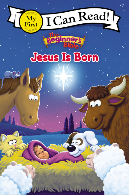 I Can Read: The Beginner's Bible Jesus is Born