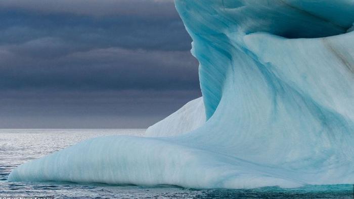 VIDEO. La fonte des glaciers du Grand Nord filmée par un drone