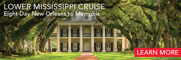 Lower Mississippi Cruise