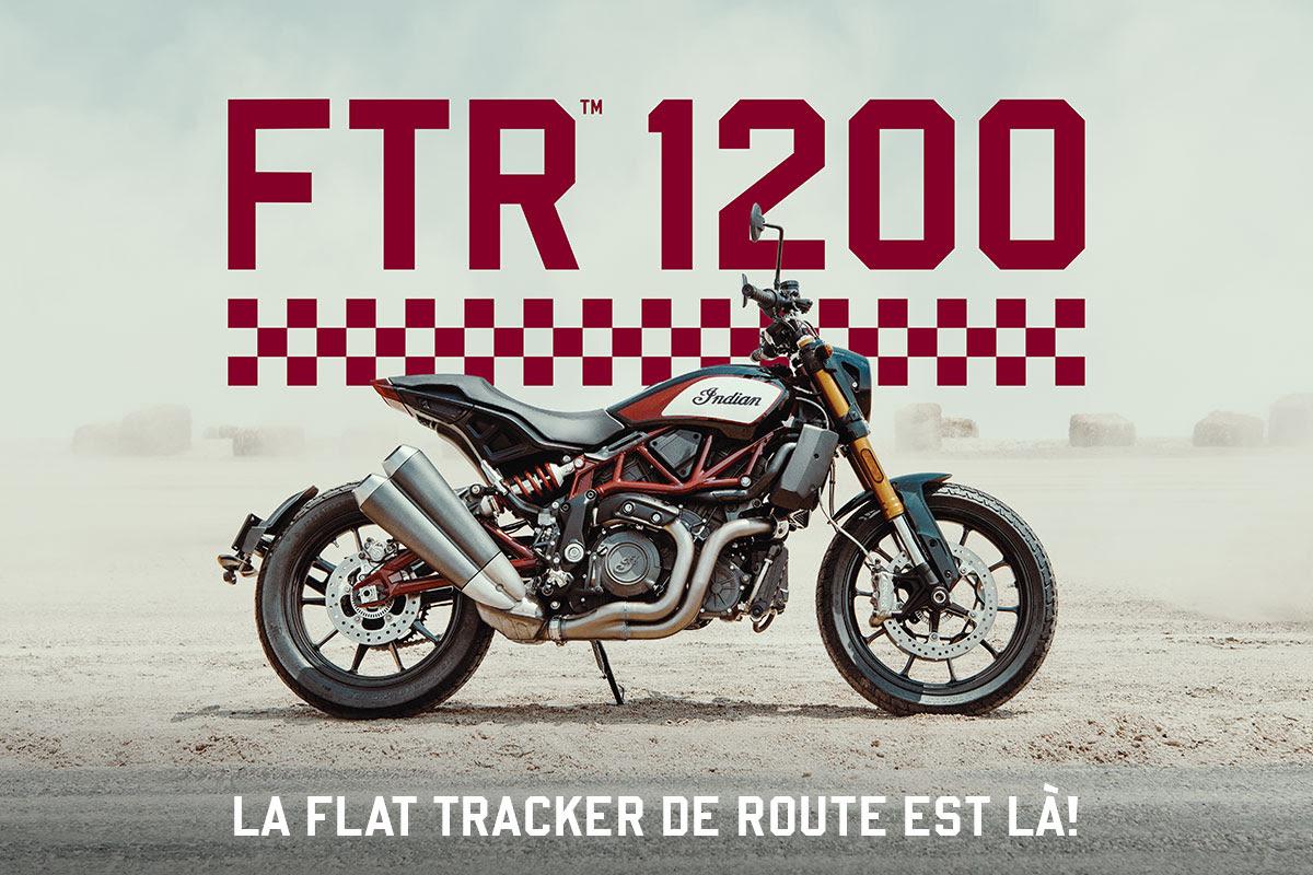 LA FLAT TRACKER DE ROUTE EST LÀ !