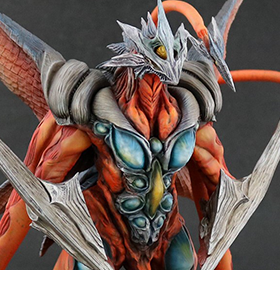 Gamera 3: The Revenge of Iris Daikaiju Series Iris
