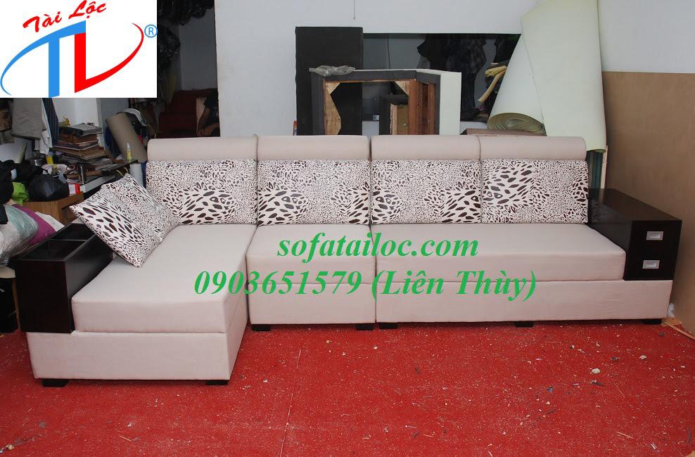 Sofa Góc đẹp Tài Lộc