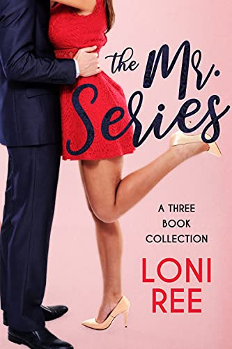 Cover for 'The Mr. Series'