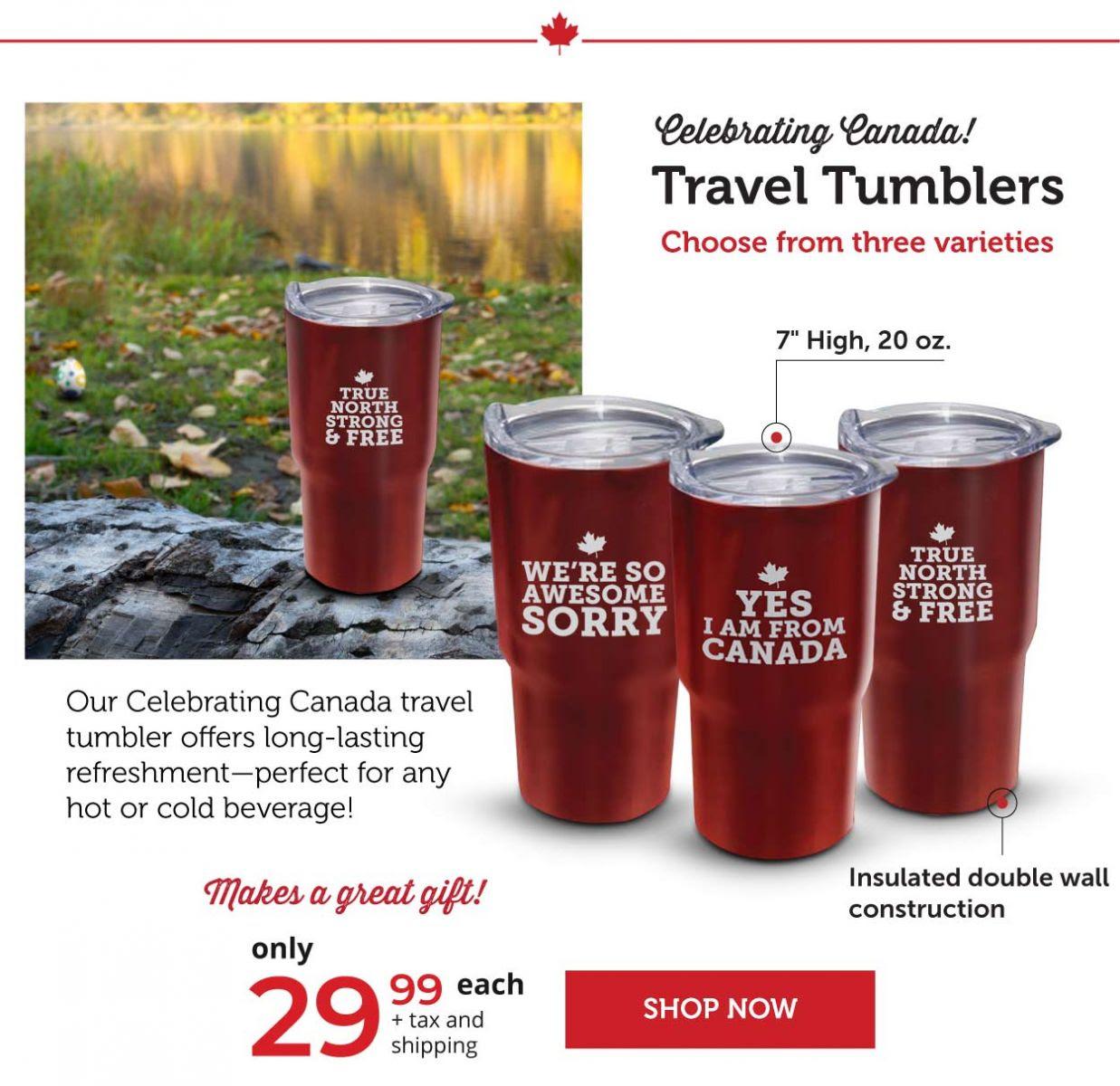 Travel Tumbler