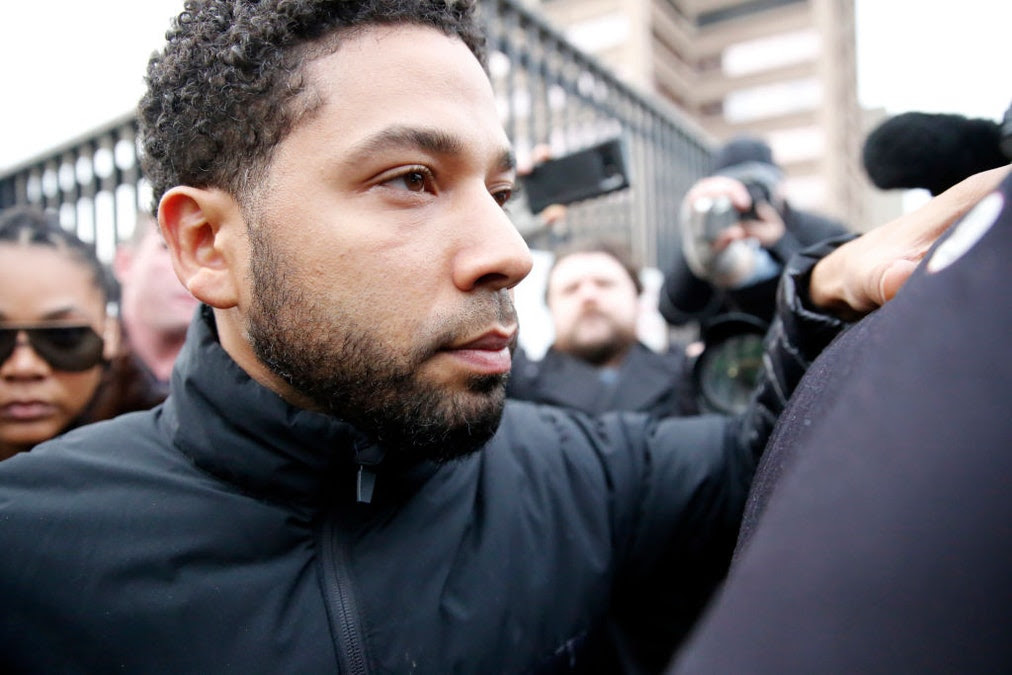 Jussie Smollet May Still Be Charged Over Hate Crime Hoax