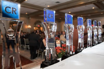 Cannata awards trophies