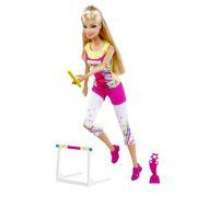 Barbie Quero Ser Corredora - Mattel