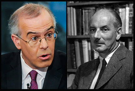 David Brooks and Lewis Mumford