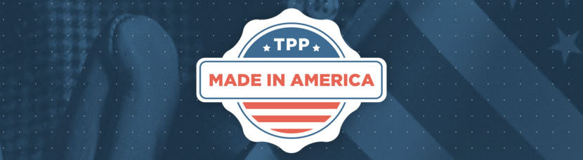Trans-Pacific Partnership Made in America logo