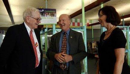 Skousen with Buffett