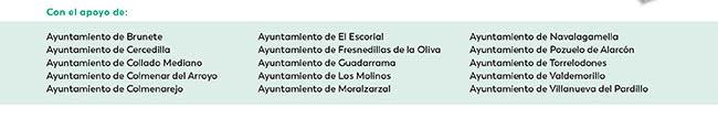 Con la colaboración: San Lorenzo de El Escorial, Fest Clásica, Comunidad de Madrid