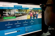 The decision by many healthy people not to sign up under the Affordable Care Act, even if it means a tax penalty, is undermining the plan.