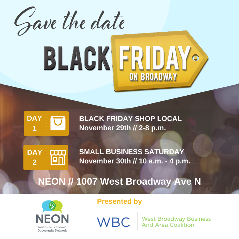 Save the Date for Black Friday on Broadway