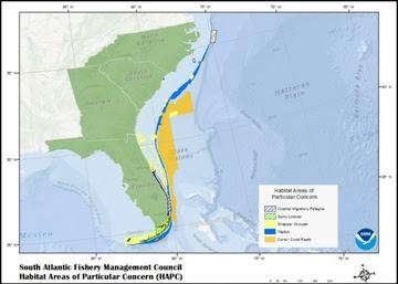 Habitat Focus Area funding