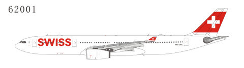 Airbus A330-300 Swiss HB-JHC | is due: July 2019