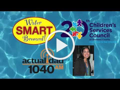 Actualidad Entrevista sobre prevención de ahogamientos con Vanessa Figueroa