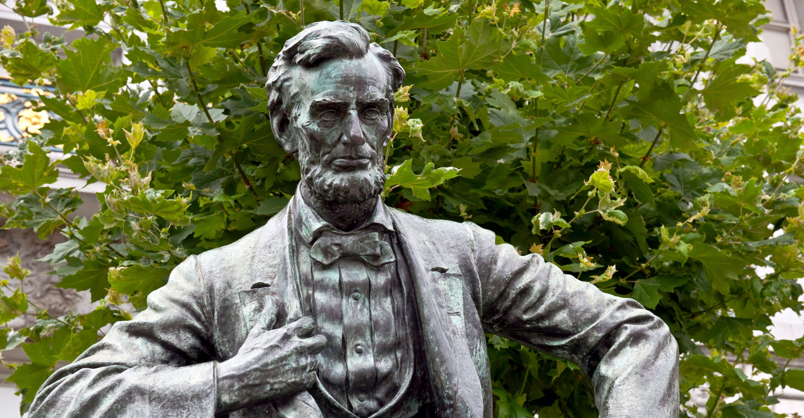 The War on History Comes for Abraham Lincoln