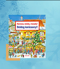 Mesés karácsony -Keress, találj, mesélj! Boldog karácsonyt! - Susanne Gernhäuser