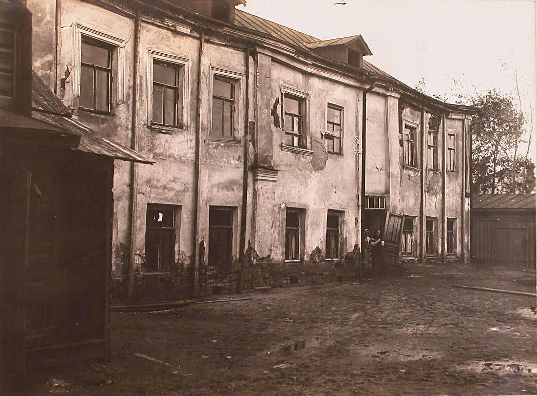 11Вид фасада дома Широкова