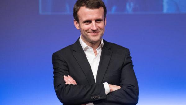 Γαλλία - δημοσκόπηση: Νίκη (έστω και) με μειωμένα ποσοστά για τον Μακρόν