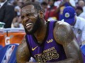 Los cuatro máximos anotadores de la NBA son del conjunto de los Lakers.