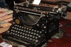 Vintage Typewriter sold for $150 in an Maxsold estate online auction in North York