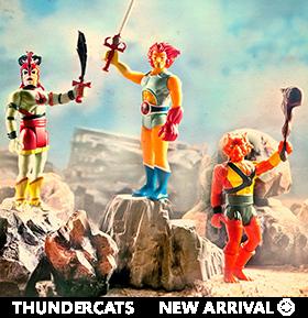 ThunderCats ReAction