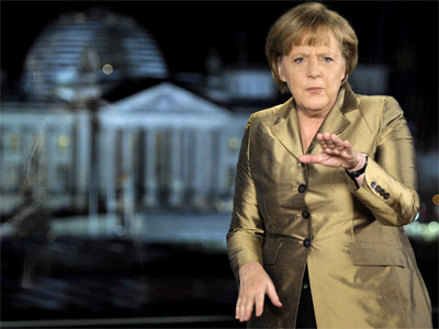 Angela Merkel, en una imagen de archivo. EFE