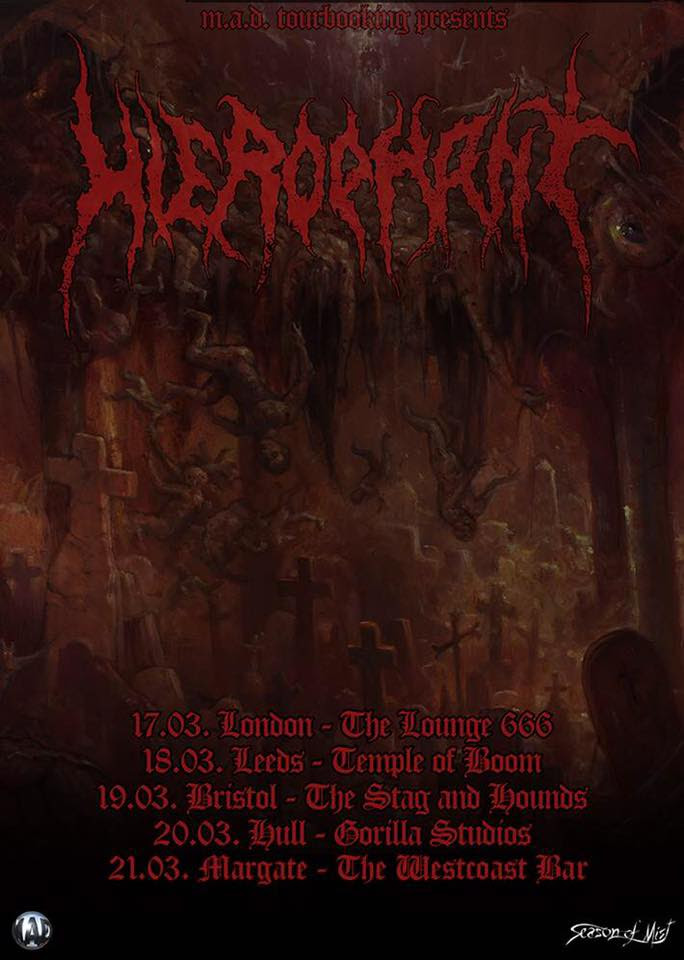 HIEROPHANT admat UK 2017
