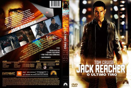 Jack Reacher - O Último Tiro Torrent - BluRay Rip 1080p Dual Áudio