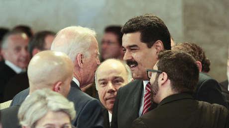 Reportan que Biden planea negociar con Maduro, mientras que hace caso omiso a las llamadas de Guaidó