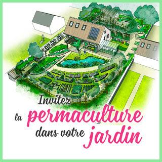 Illustration de la formation vidéo en ligne « Invitez la permaculture dans votre jardin »