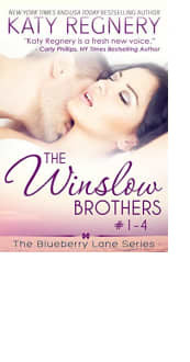 The Winslow Brothers Box Set: Books 1–4 by Katy Regnery