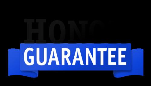 NACHI Honor Guarantee