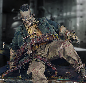 MONSTER FILE NO.07 FRANKENSTEIN 1/6 SCALE FIGURES