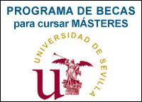 Becas para Másteres Universidad de Sevilla