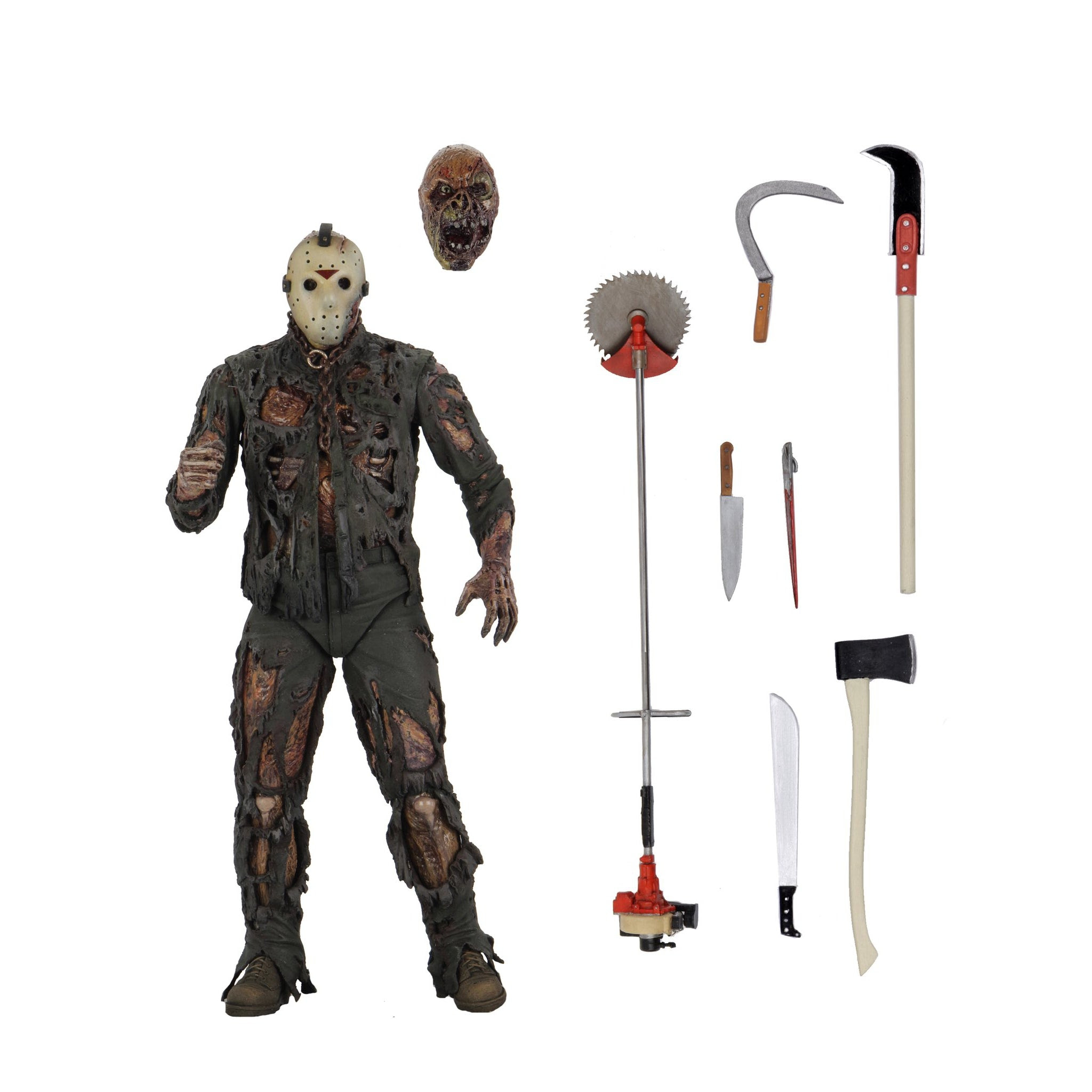 Image of Friday the 13th Part VII Ultimate Jason (The New Blood) Figure - DECEMBER 2020