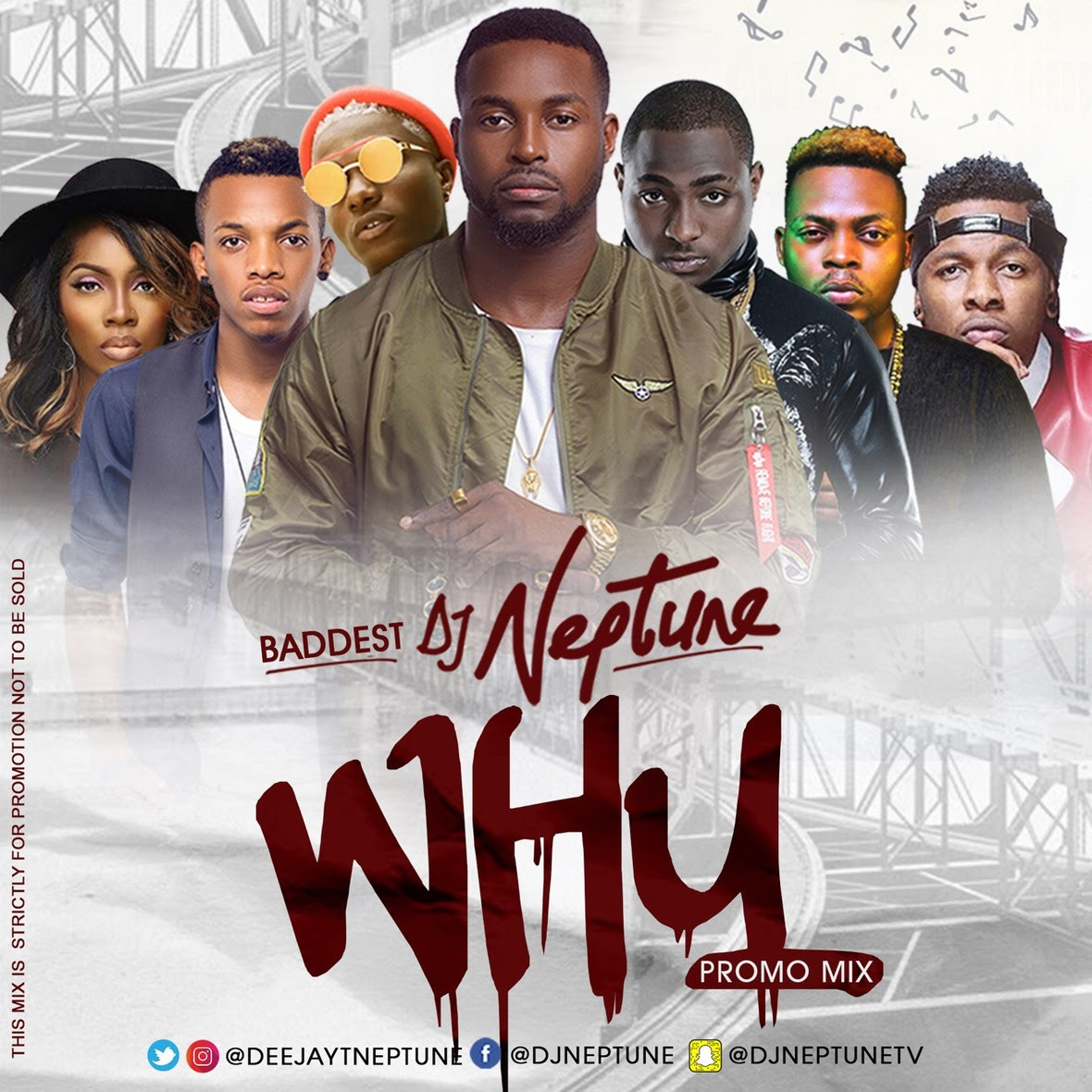 %name NEW MIXTAPE!!! DJ Neptune WHY Mixtape & DJ Neptune Urban Radio PartyMixtape Vol 1