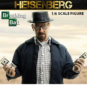 BREAKING BAD 1/6 SCALE HEISENBERG