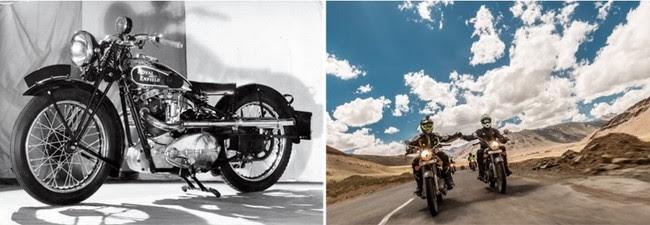 世界最古のモーターサイクルブランド、Royal Enfield 創業120周年