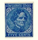Confederate Postage Stamp